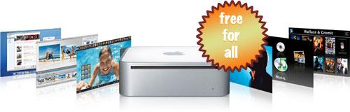 Mac mini free for all!